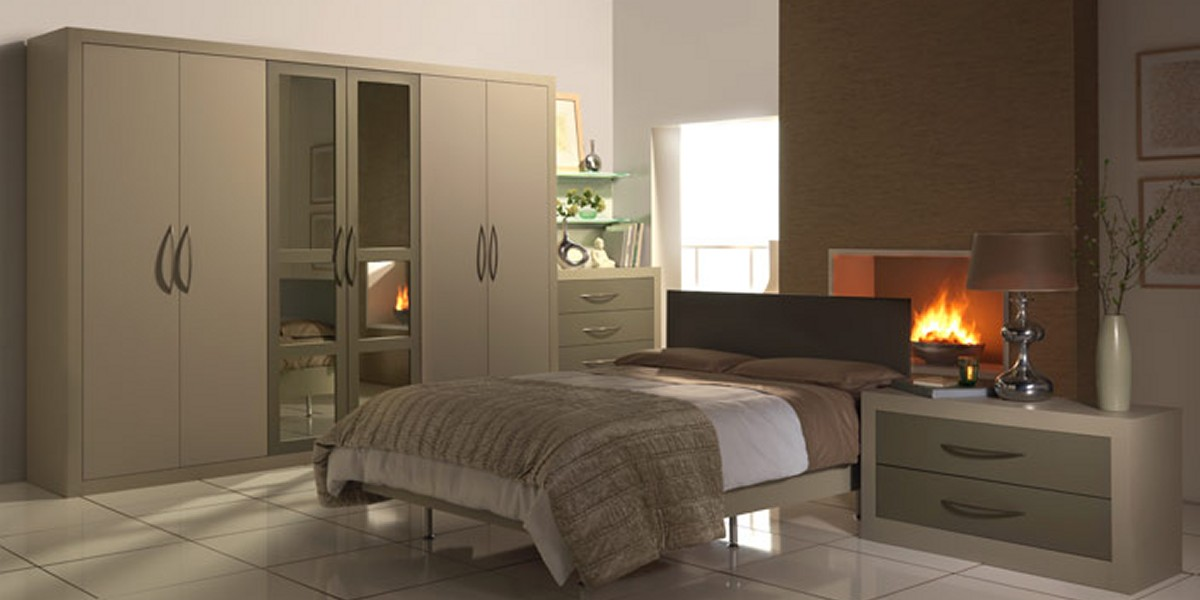 Cabin Bedroom Fitted Furniture: Alpha Bedrooms & Kitchens